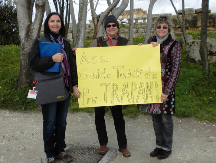 Manifestazione Abbracciamo Il Tempio Di Selinunte - Marzo 2007