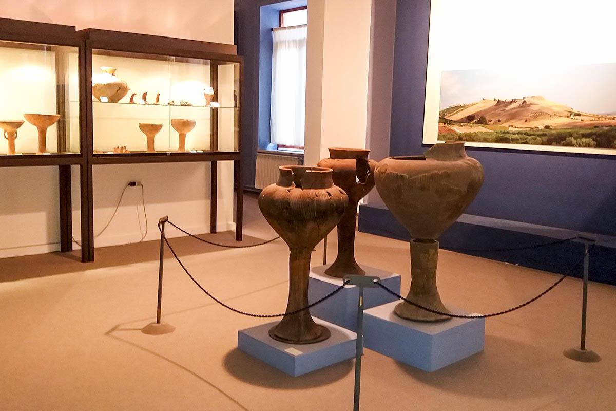 Museo Civico Raccolta Archeologica – Foto RM Gallo