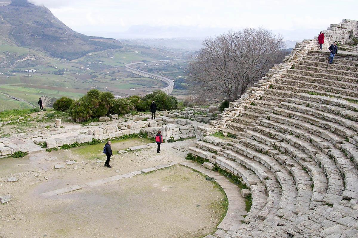 Teatro Greco Romano – Foto ReHu