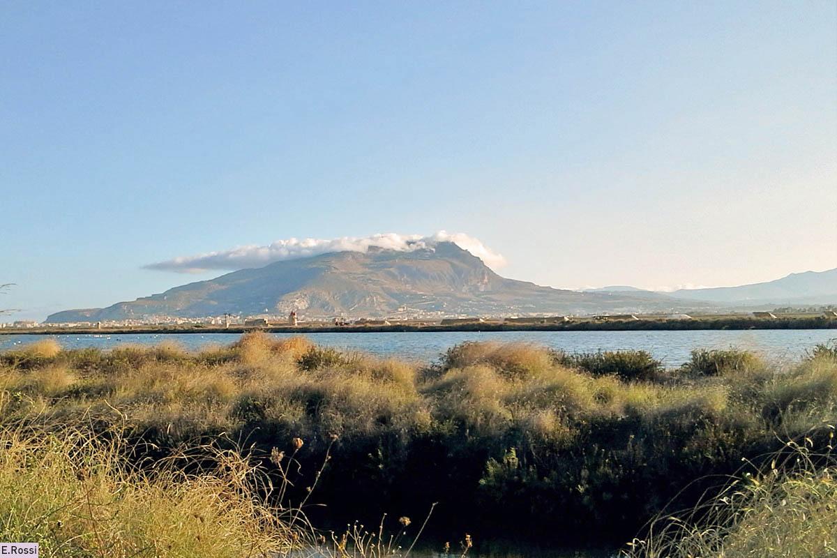 Vista Sul Monte San Giuliano Da Nubia