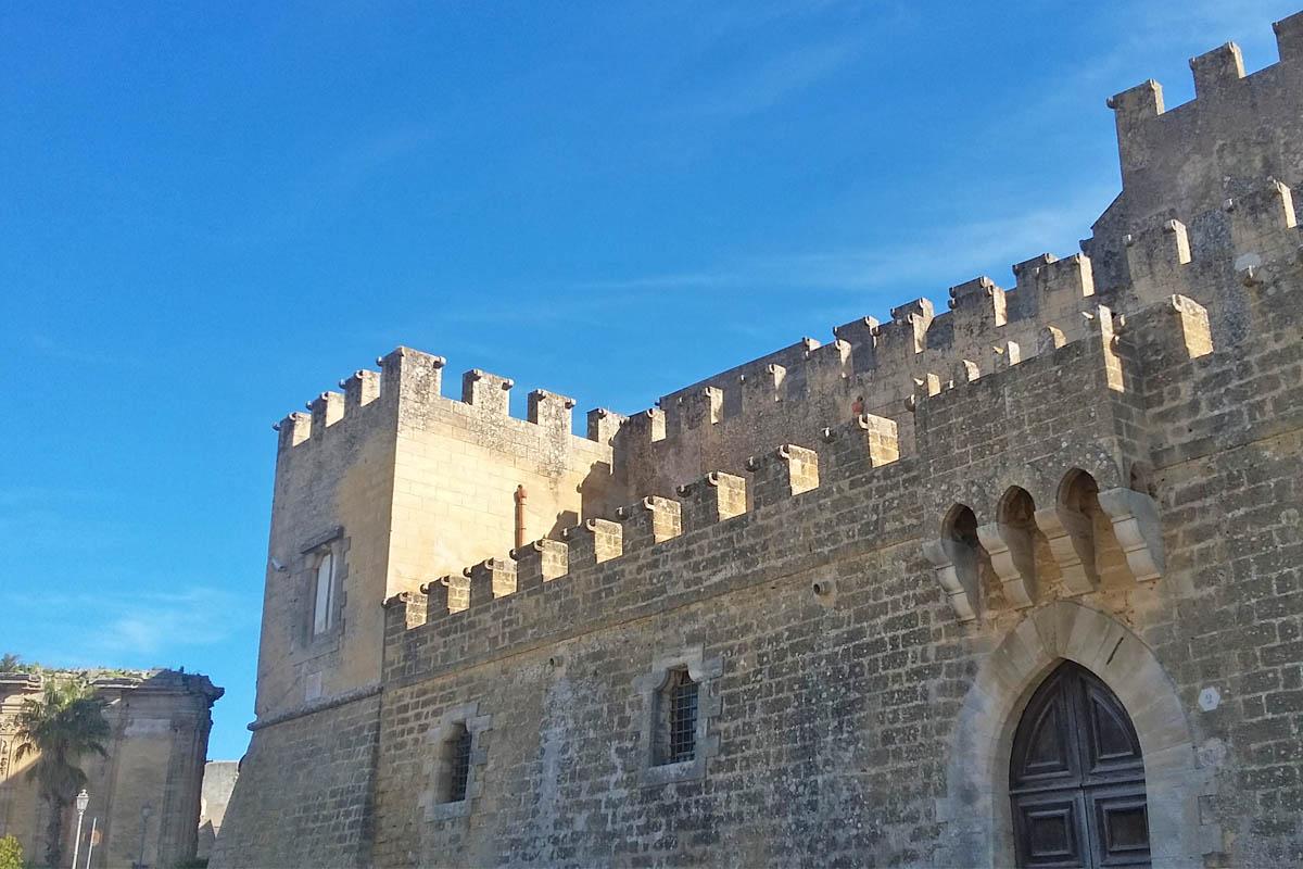 Castello Griffeo Partanna – Foto ReHu