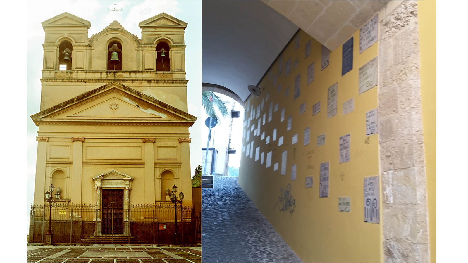 Chiesa Madre, Foto E.Rossi Vicolo Dei Pensieri, Foto ReHu
