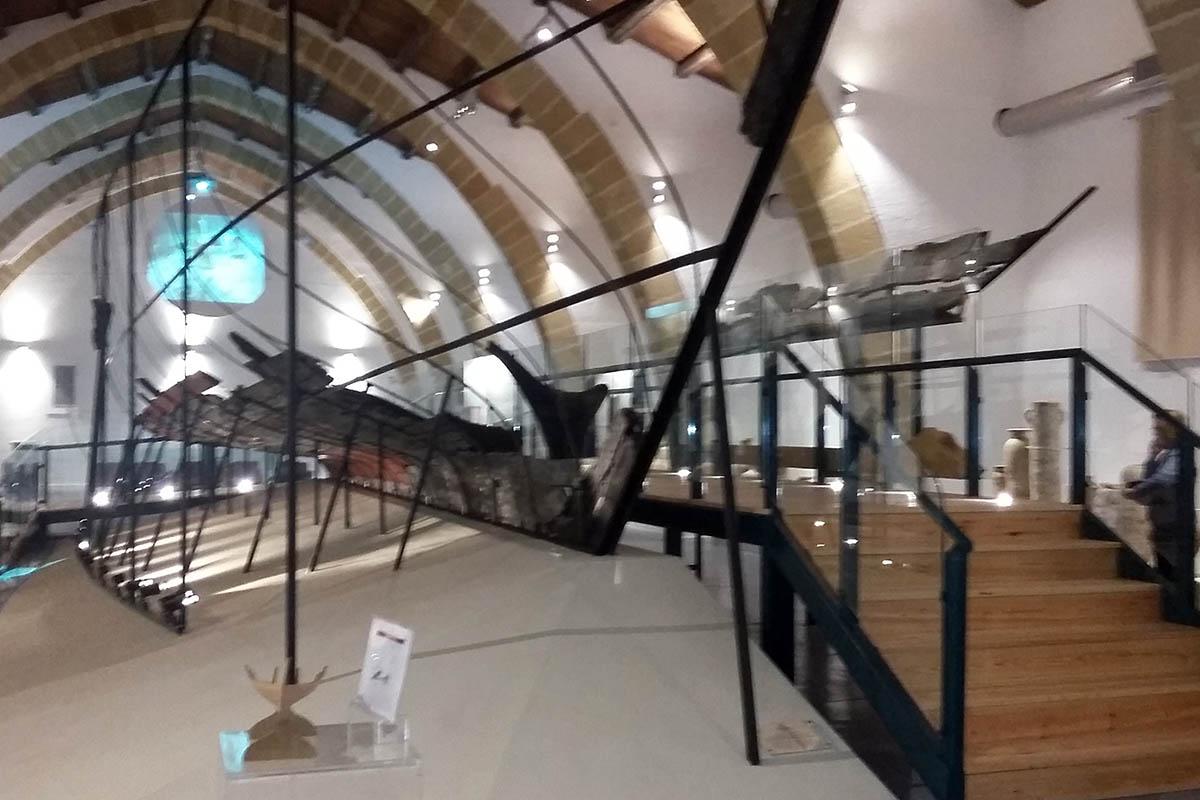 Museo Arch. Lilibeo, Nave Punica – Foto ReHu