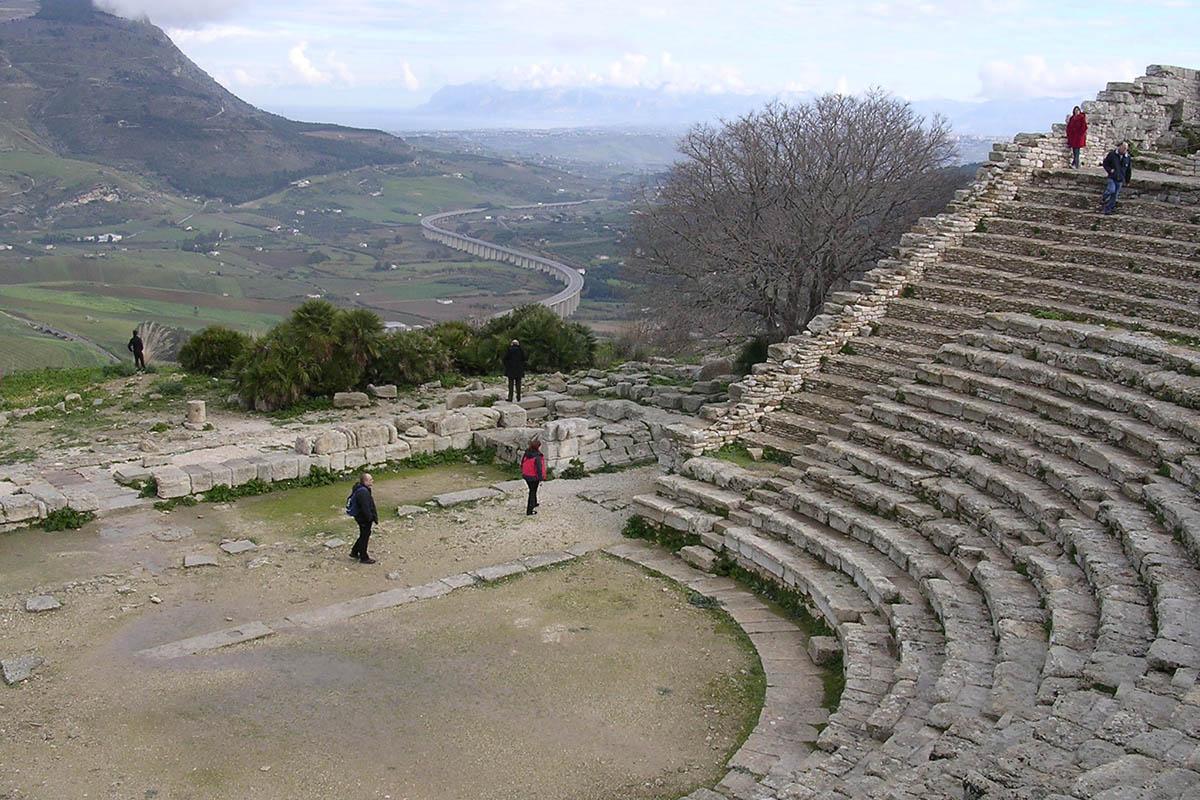 Teatro Greco Romano, III.sec.a.C – Foto ReHu