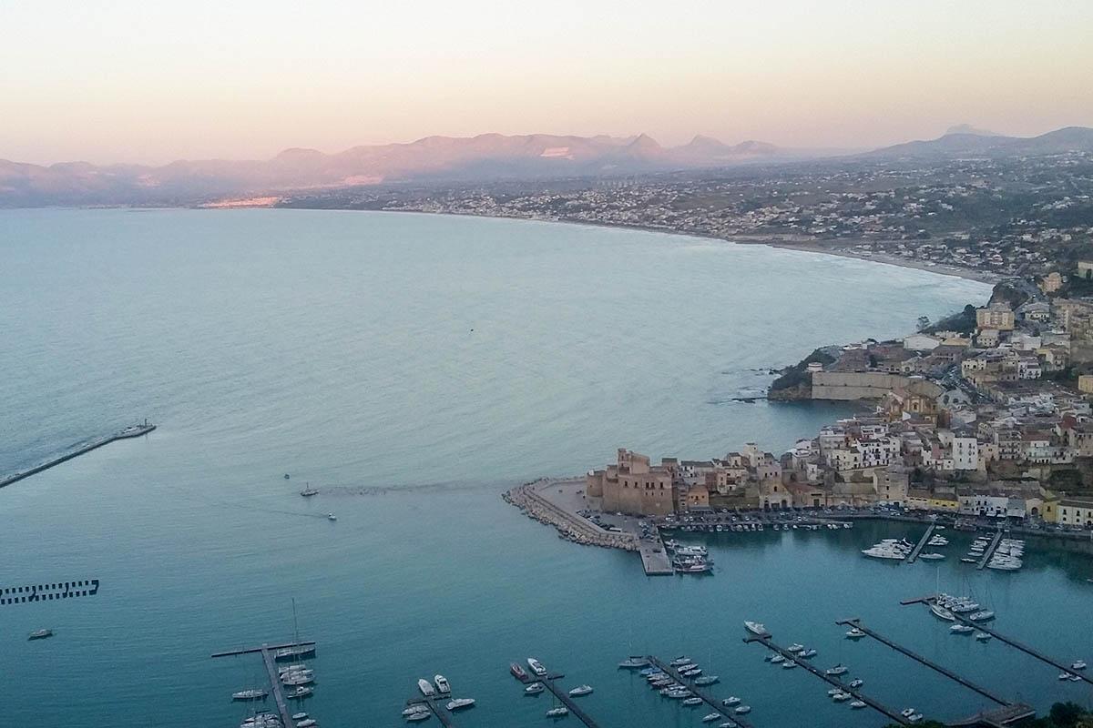 Vista Dal Belvedere Sul Golfo – Foto ReHu