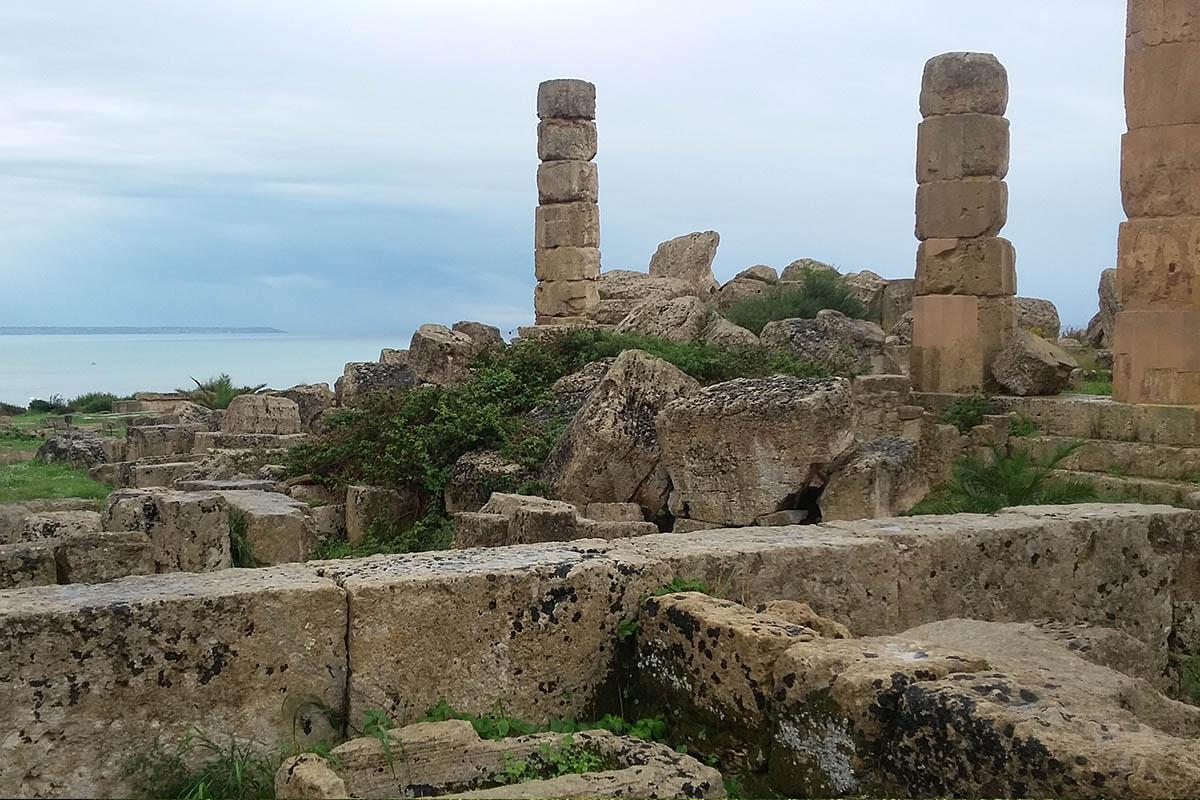 Vista Verso Est Dall'acropoli – Foto ReHu