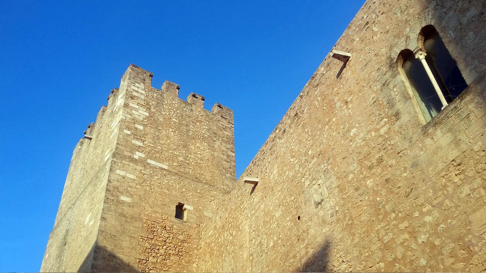 Castello dei Conti di Modica -foto ReHu
